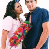 """Johnny Lozada era """"Johnny Trinidad"""", otro joven humilde. Foto:vía Canal de las Estrellas"""