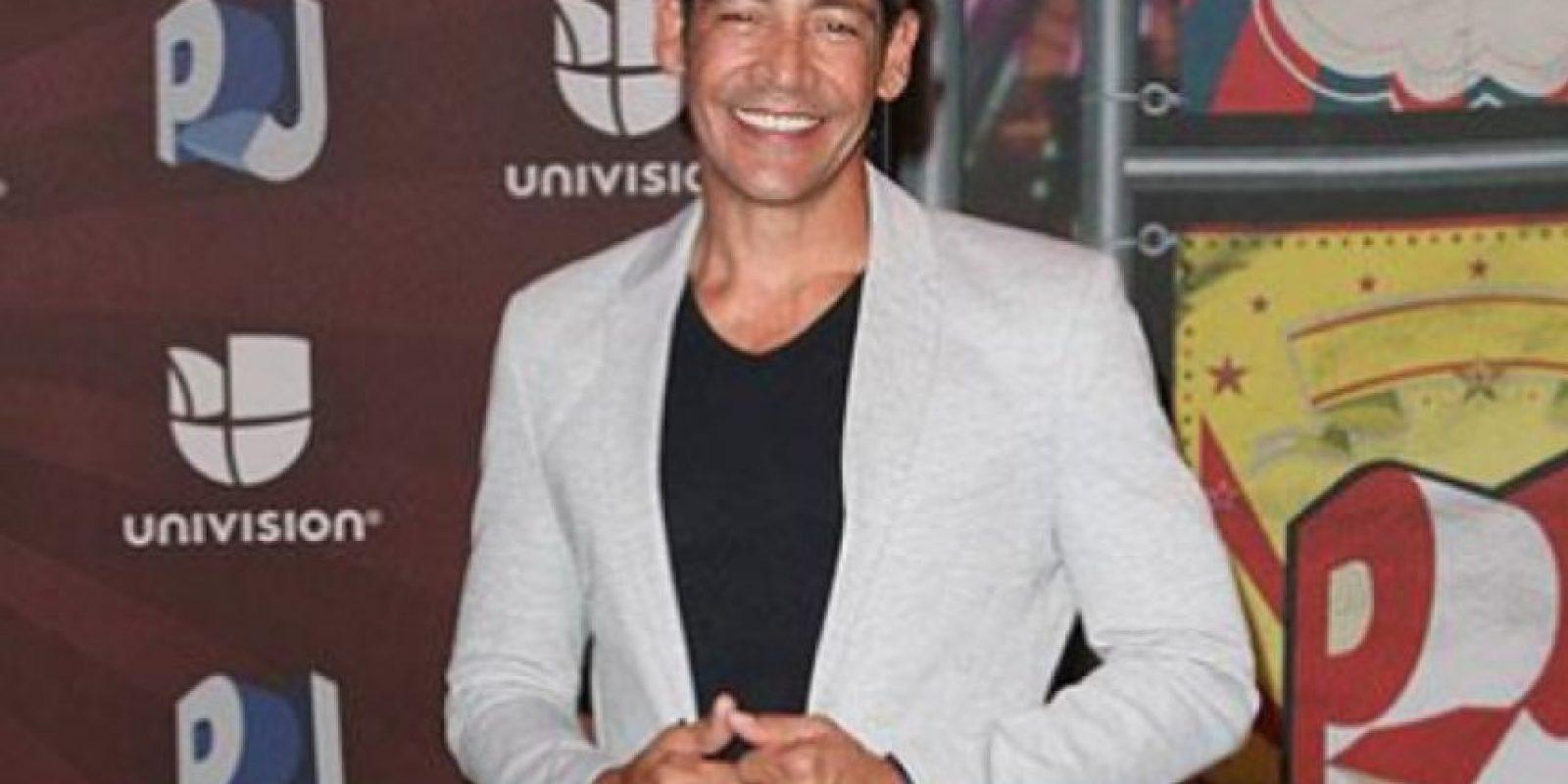 El presentador, actor y cantante siguió con su carrera. Tiene casi 200 mil seguidores en Twitter. Foto:vía Getty Images