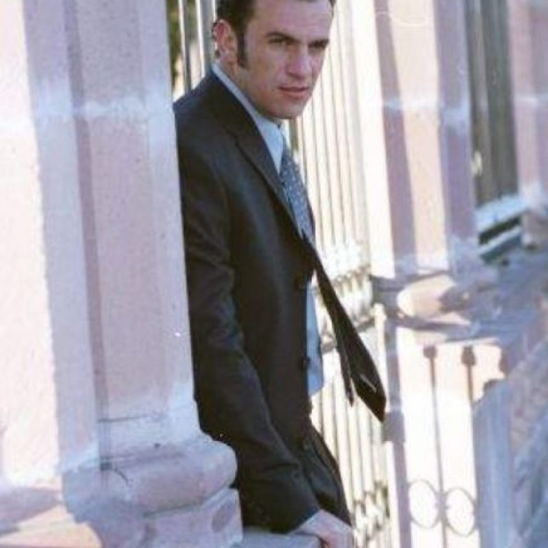 """Alejandro Ávila era """"Sebastián Morales"""", otro de los grandes villanos de la telenovela. Foto:vía Canal de las Estrellas"""