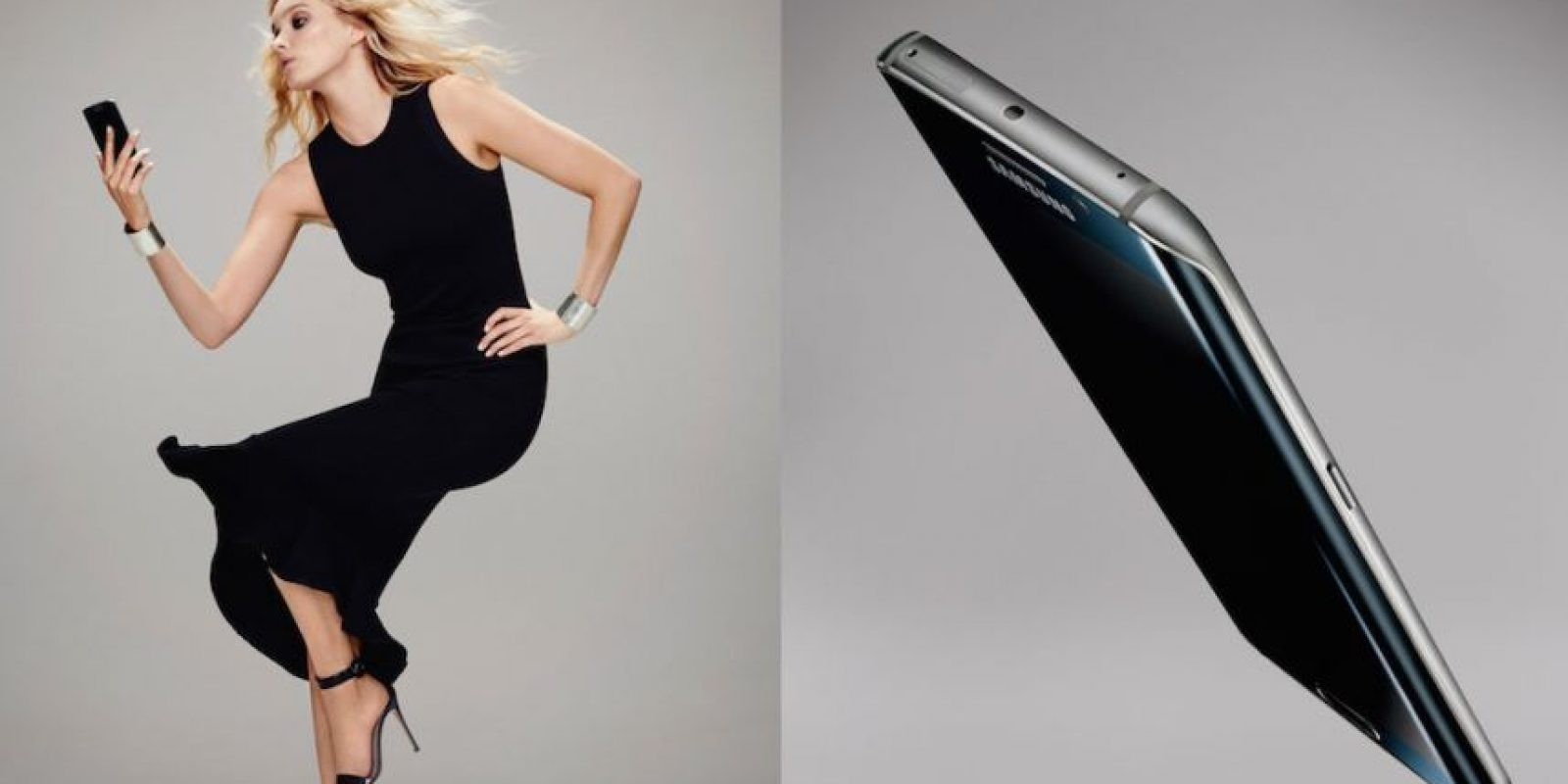 Sus dimensiones son 142.1 * 70.1 * 7 mm. Foto:Samsung