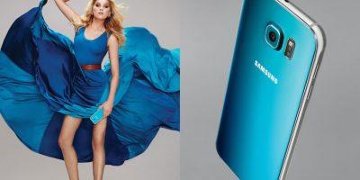 Pesa solamente 132 gramos. Foto:Samsung