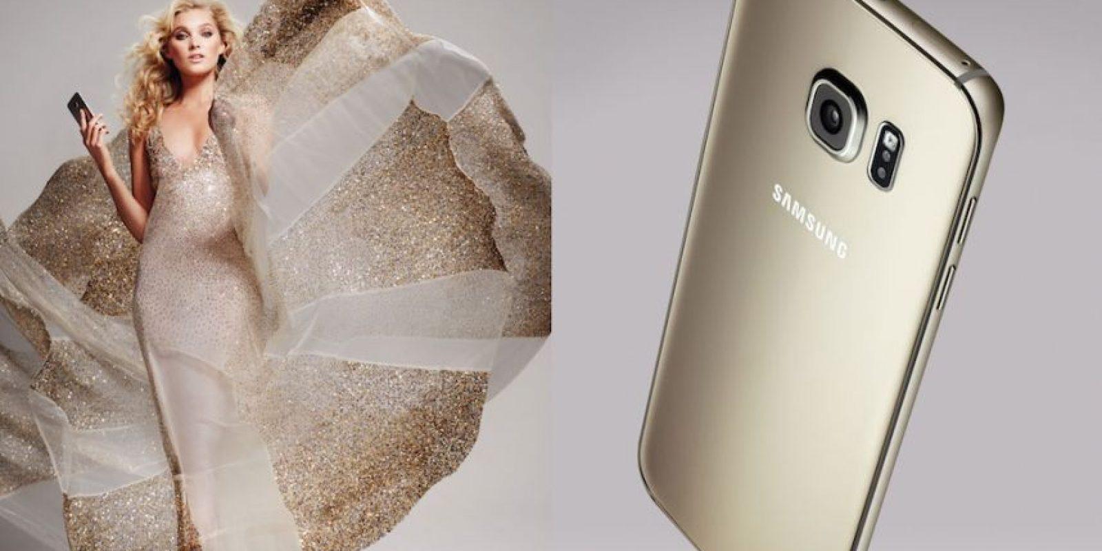 Se encuentra en versiones con memoria interna de 32, 64 o 128GB. Foto:Samsung