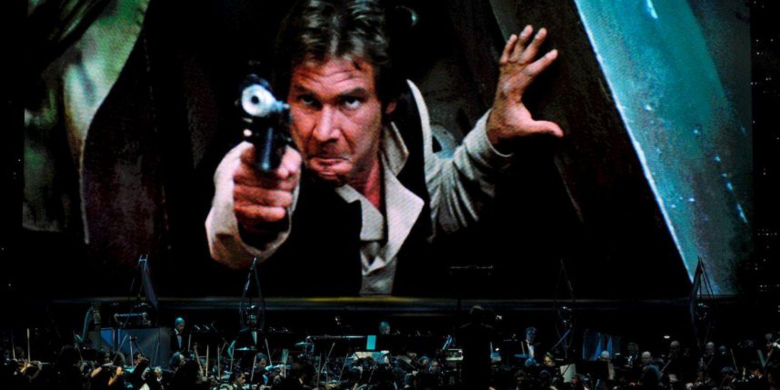 """El cómic de """"Star Wars"""" se revela la situación sentimental de """"Han Solo"""" Foto:Getty Images"""