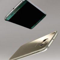 Se caracteriza porque su pantalla es curvada. Foto:Samsung