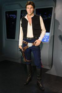 """En """"Star Wars #6"""" """"Leia"""" conoce a """"Sana Solo"""", la esposa de """"Han"""" Foto:Getty Images"""