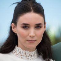 Rooney Mara, tan enigmática y fina. Foto: vía Getty Images