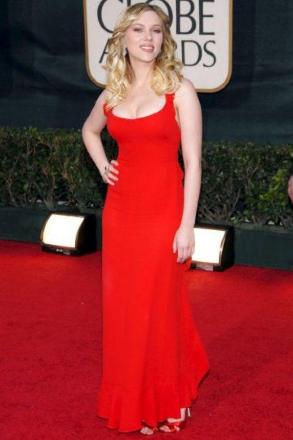 Scarlett Johansson. Foto:vía Getty Images