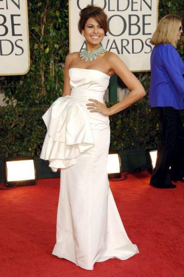 Eva Mendes. Foto:vía Getty Images