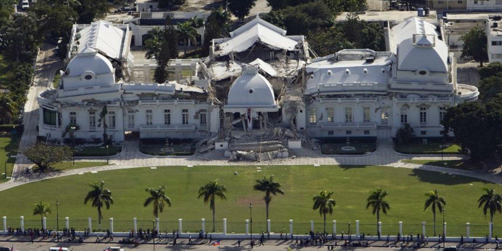 La ciudad más dañada fue la capital, Puerto Príncipe Foto:Getty Images