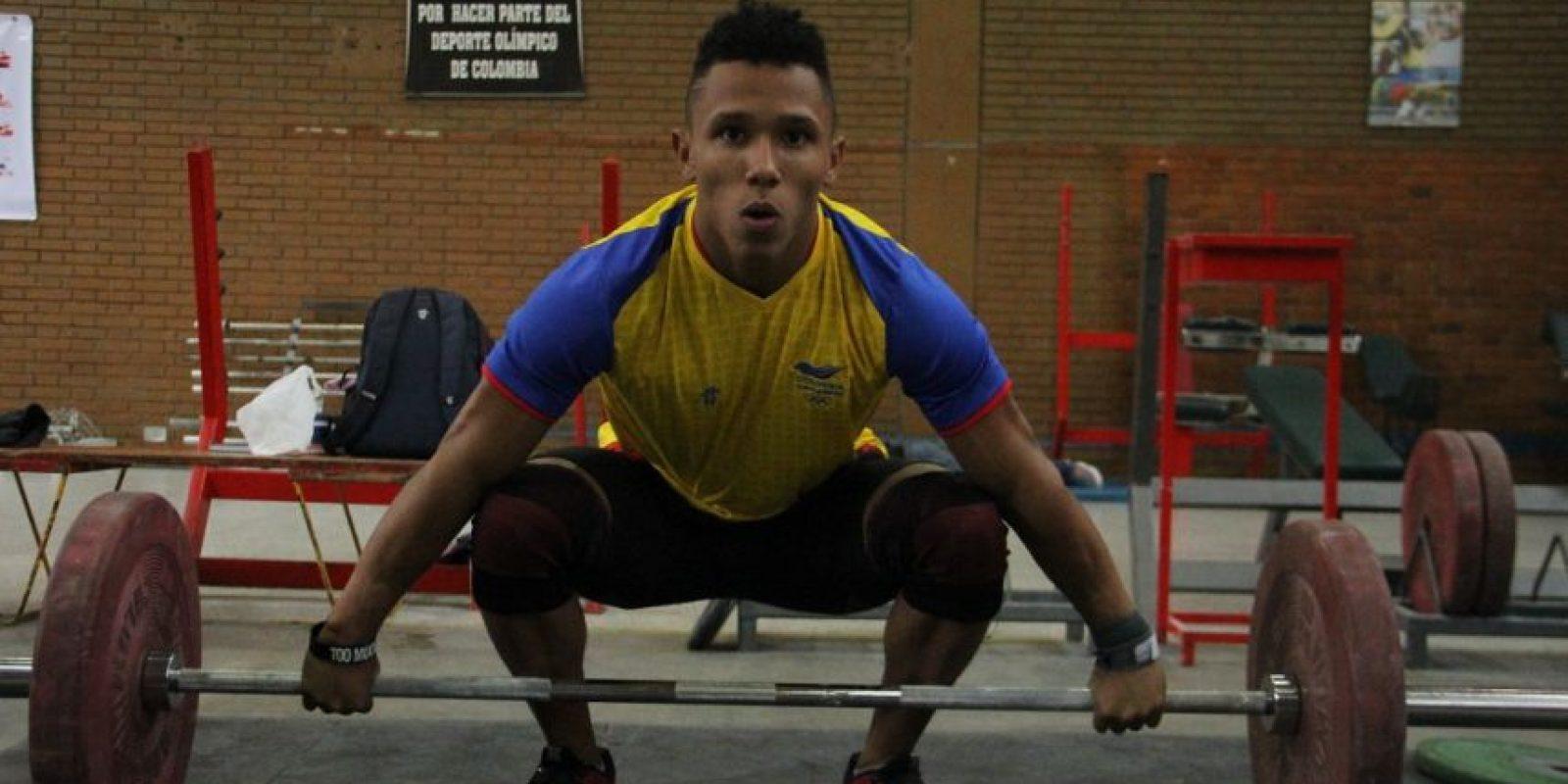 Foto:Cortesía Comité Olímpico Colombiano.