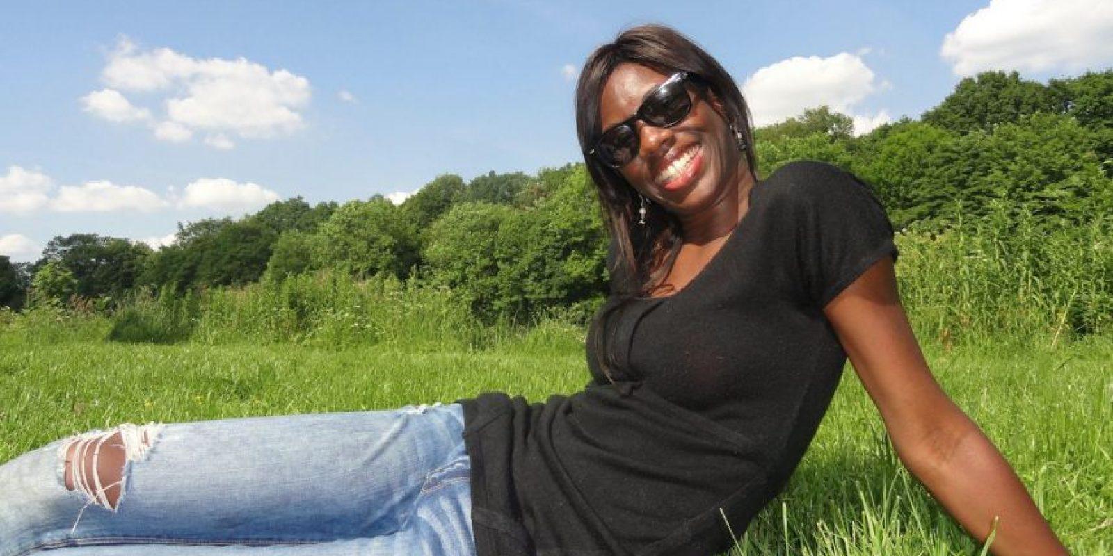 Ella es Awa Diallo Foto:Vía facebook.com/princessewawa