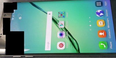 La pantalla del Samsung Galaxy S6 Edge Plus llegaría a las 5.5 pulgadas en diagonal. Foto:Marques Brownlee / SamMobile