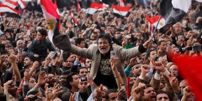 Acusado de la muerte de manifestantes en las protestas de 2011. Foto:Getty Images