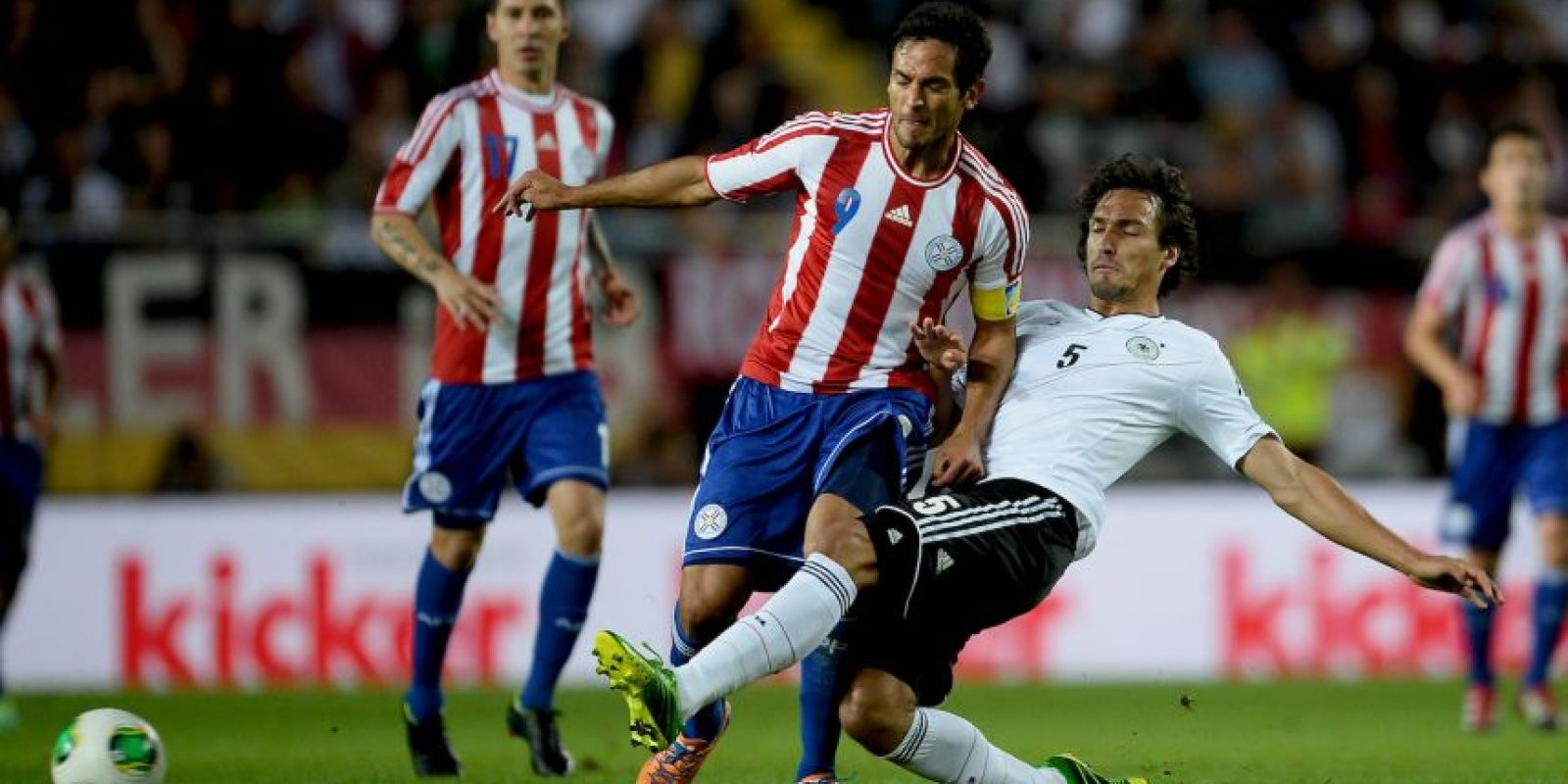 Paraguay. Foto:Getty Images