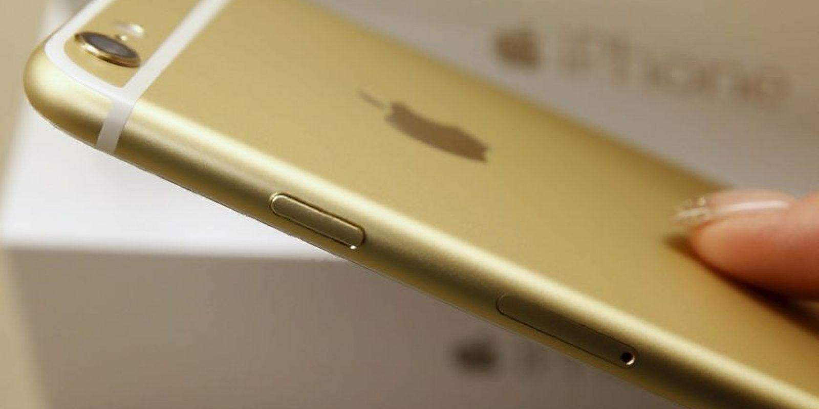 Un periódico taiwanés dijo que los modelos 6S y 6S Plus de iPhone podrían hacerse con aleación de aluminio de la Serie 7000 Foto:Getty Image