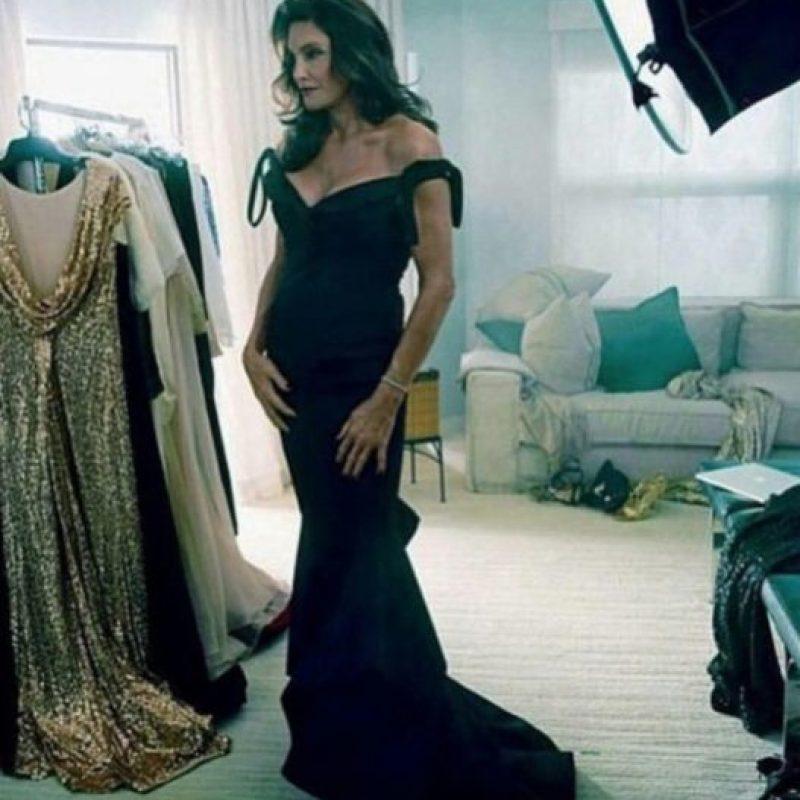 Jenner será homenajeada en los premios de la cadena televisiva ESPN Foto:Vanity Fair