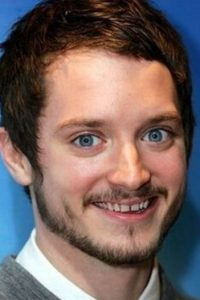 Su doble es más sereno: es Elijah Wood. Foto: vía Getty Images