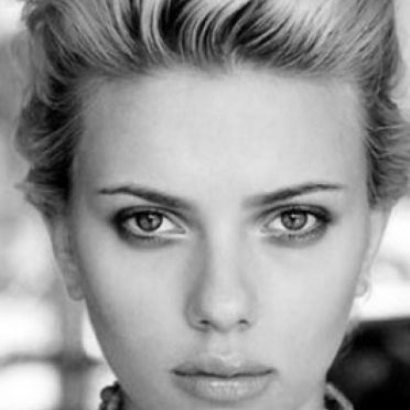 """Scarlett Johansson tiene un """"doble"""" increíble. Foto:vía Getty Images"""