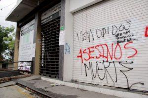 Entre los casos de violencia, se encuentra el asesinato de candidatos a diversos puestos de elección popular Foto:AFP