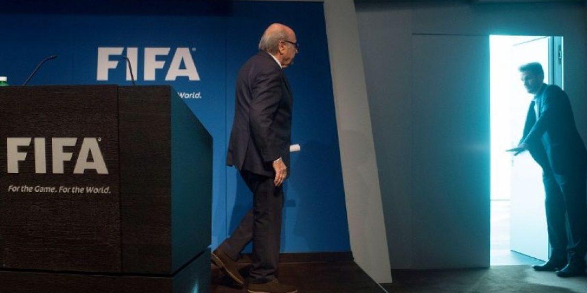 FOTOS: Joseph Blatter, Caitlyn Jenner y las 20 imágenes de la semana