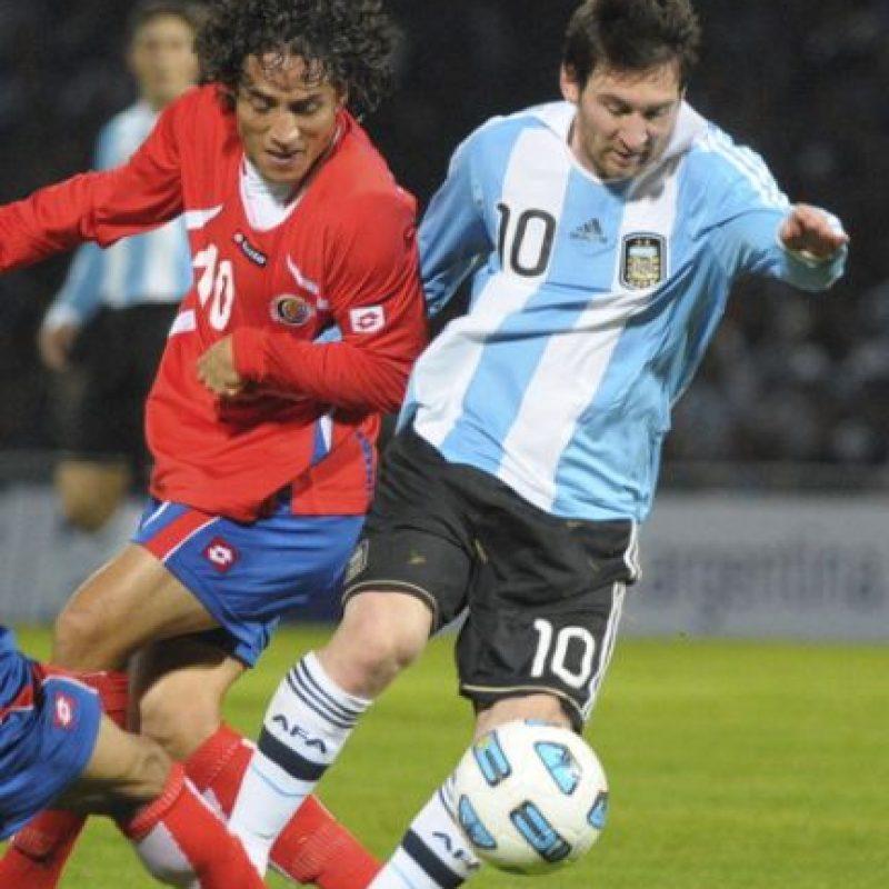 En Perú 2004 también alcanzaron esta instancia, pero fueron eliminados por Colombia. Foto:Getty Images