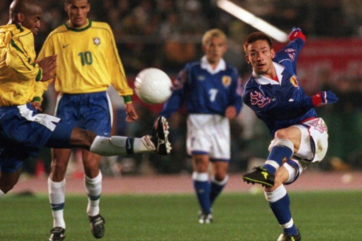Los asiáticos fueron colocados en el grupo A con equipos como Paraguay, Perú y Bolivia, y sólo consiguieron un punto en el torneo al empatar con esta última selección. Foto:Getty Images