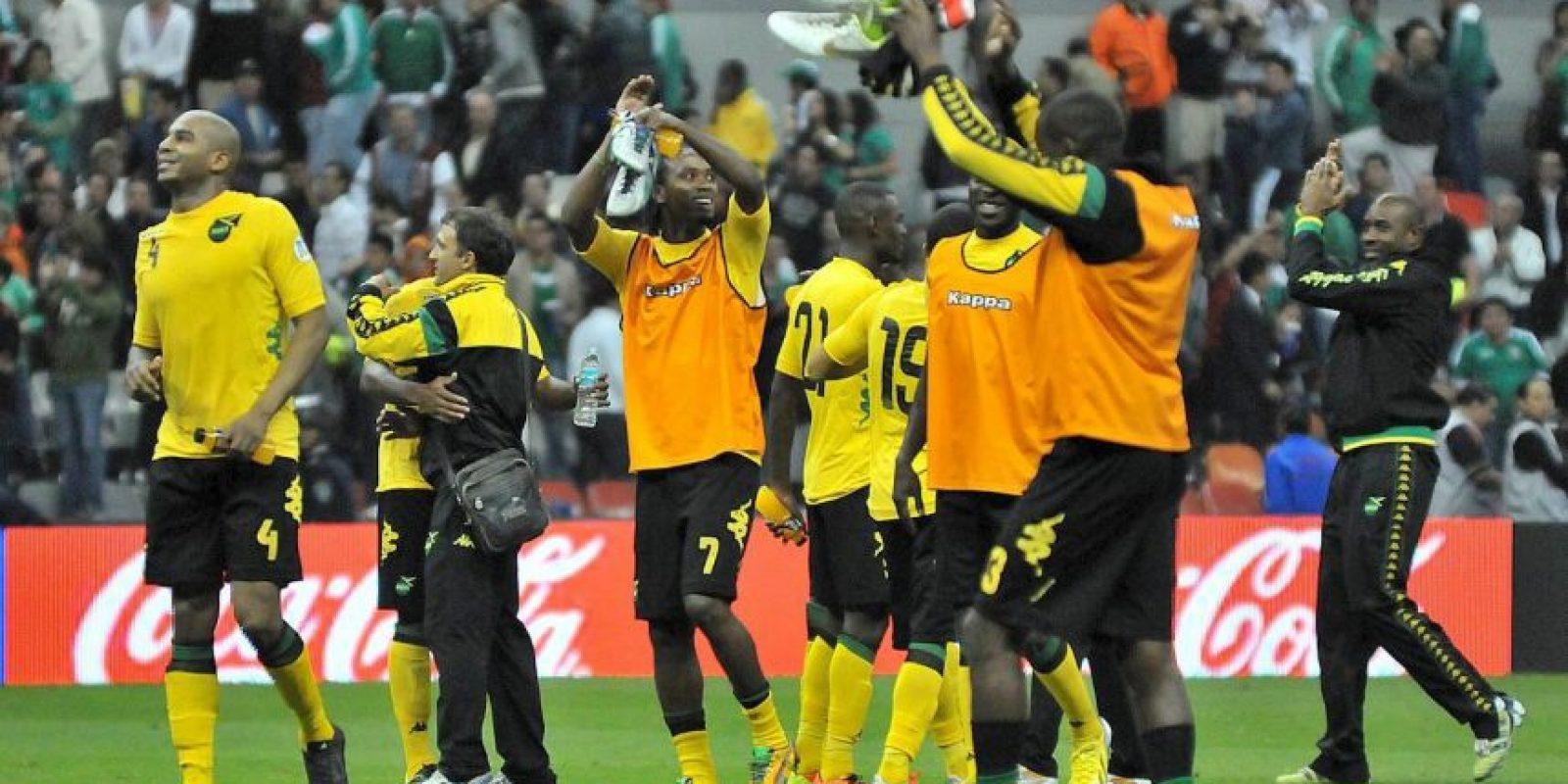 """Los """"Reggae Boys"""" serán el segundo invitado de Conmebol para la Copa América de Chile 2015 (el primero es México). Foto:Vía facebook.com/JamaicaFootballFederation"""