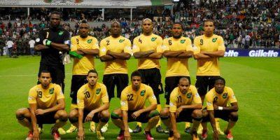 6. JAMAICA Foto:Vía facebook.com/JamaicaFootballFederation