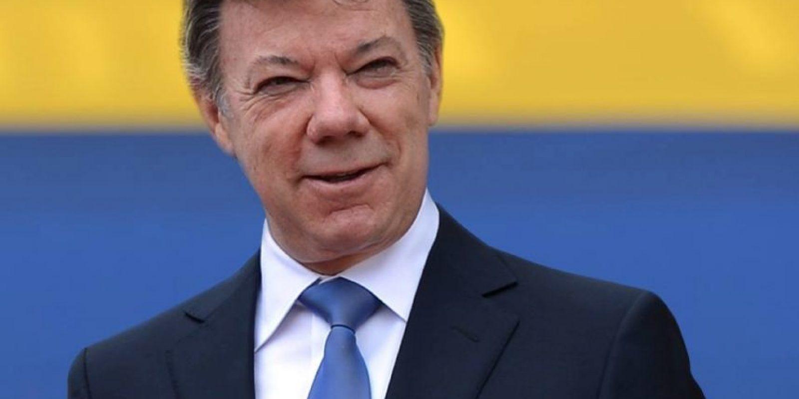 Juan Manuel Santos, después de haber sido elegido dos veces, propuso que en Colombia ningún otro mandatario lo pudiera hacer. Foto:Vía facebook.com/JMSantos.Presidente