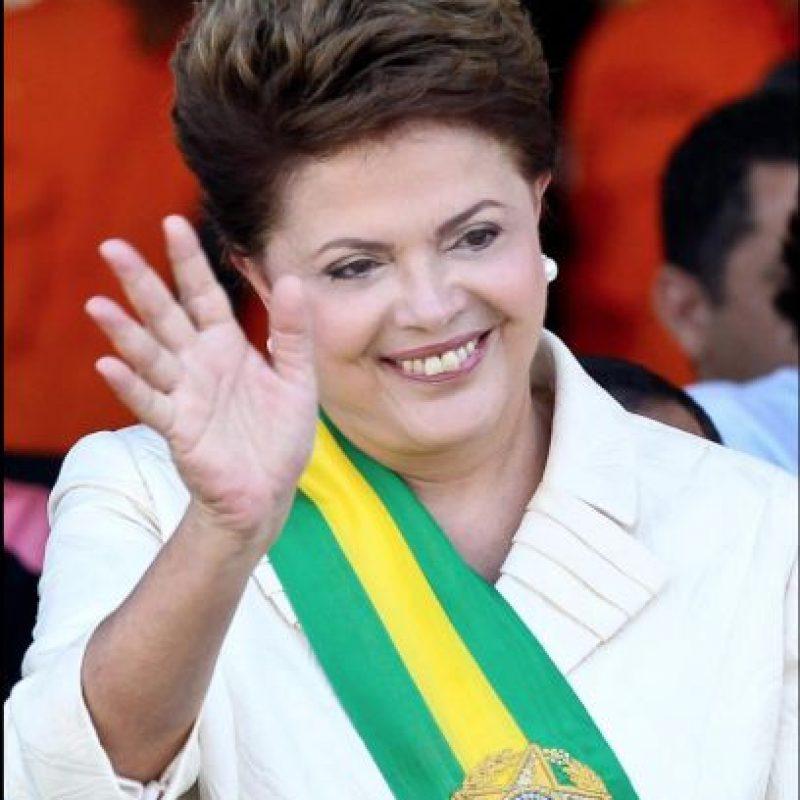 Dilma Rousseff también puede reelegida cuantas veces quiera Foto:Vía facebook.com/SiteDilmaRousseff