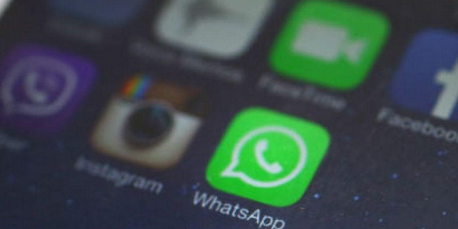 Es la app número uno en cuanto a mensajería instantánea se refiere. Foto:Pinterest
