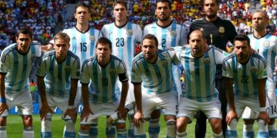 1. Argentina Foto: Getty Images