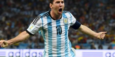 Figuras: Lionel Messi (Barcelona) Foto:Getty Images