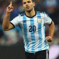 Sergio Agüero (Manchester City) Foto:Getty Images