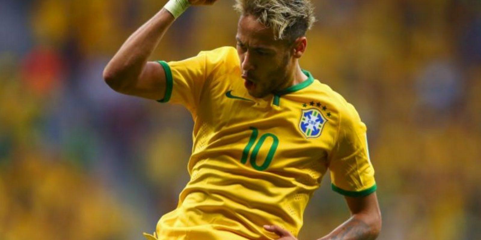Figuras: Neymar (Barcelona) Foto:Getty Images