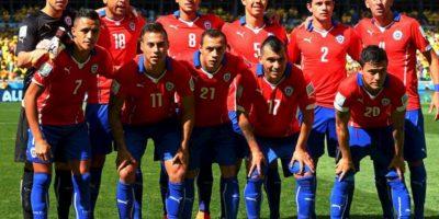 Chile es marcado como favorito para ganar el Grupo A y su primera Copa América Foto:Getty Images