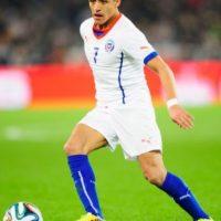 Figuras: Alexis Sánchez (Arsenal) Foto:Getty Images