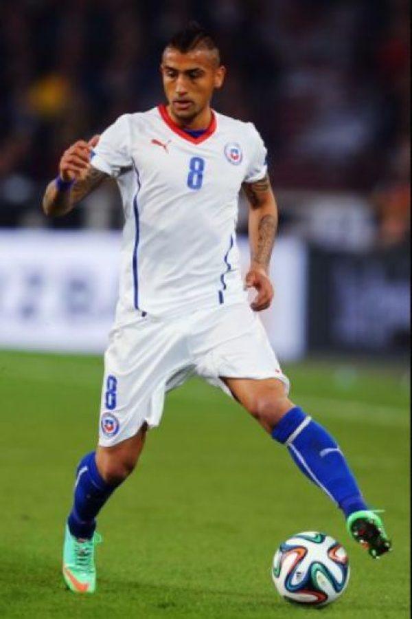 Arturo Vidal (Juventus) Foto:Getty Images