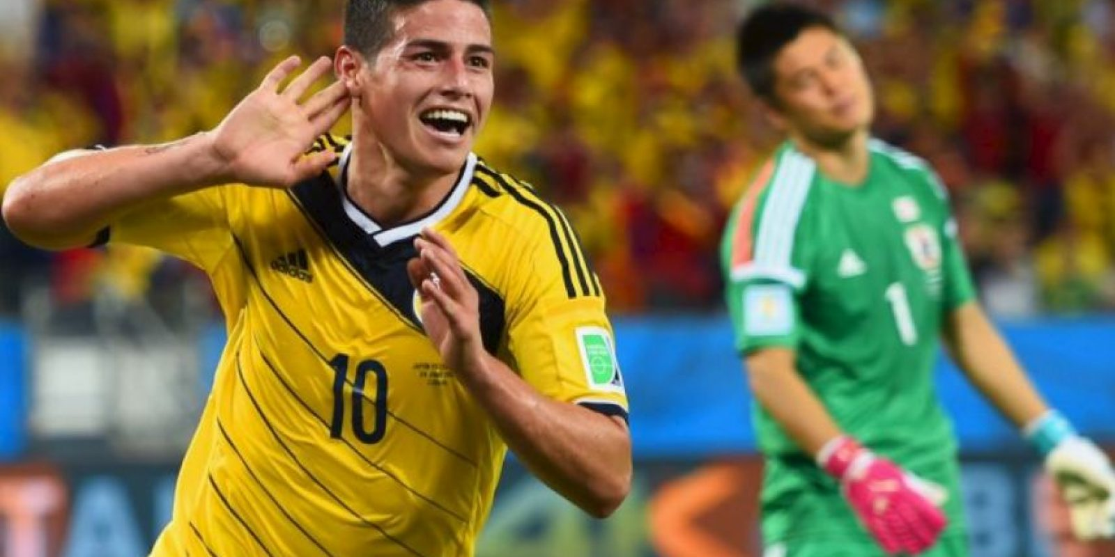 James Rodríguez (Real Madrid) Foto: Getty Images