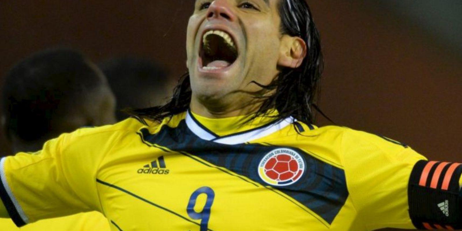 Radamel Falcao (Mónaco) Foto:Getty Images