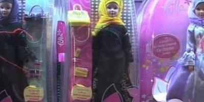 Fulla encarna los valores musulmanes, es sofisticada y tiene dos hermanas. También es culta y familiar. Se le llamó así por una flor de Medio Oriente Foto:Ebay