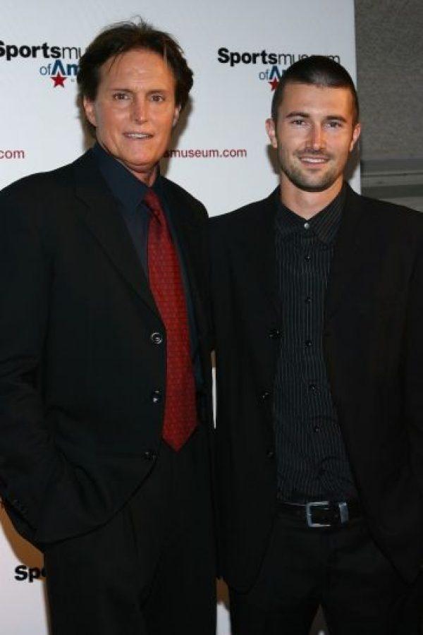 Es el hijo mayor del matrimonio entre Bruce Jenner y Linda Thompson. Foto:Getty Images