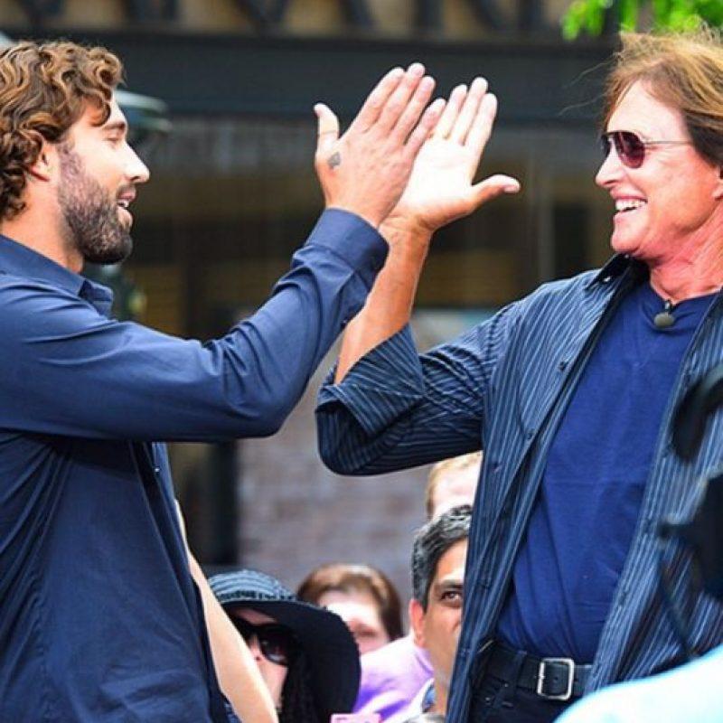 Con 31 años, es el hijo menor del matrimonio de Jenner con Linda Thompson. Foto:vía instagram.com/brodyjenner