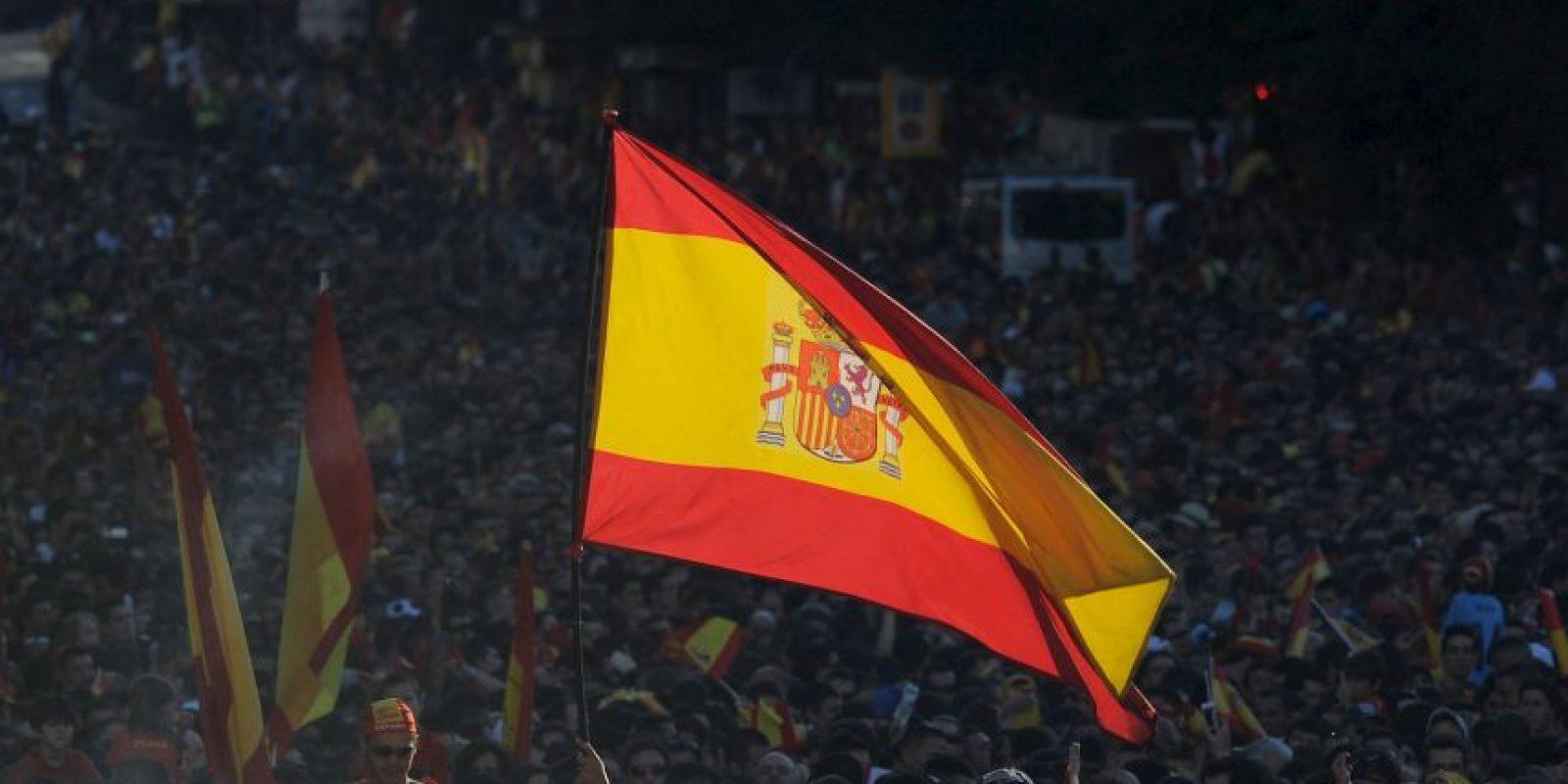 3. Españoles Foto:Getty Images