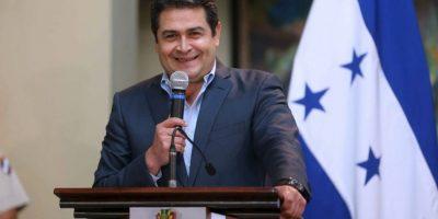 El presidente de Honduras, Juan Orlando Hernández, no podrá ser reelegido. Foto:Vía facebook.com/juanorlandoh
