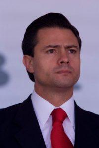 El mandatario mexicano Enrique Peña Nieto, tampoco. Foto:Vía facebook.com/EnriquePN