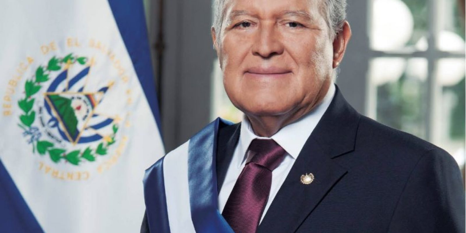 Salvador Sánchez Cerén, mandatario de la República del Salvador, también. Foto:Vía facebook.com/salvadorpresidente