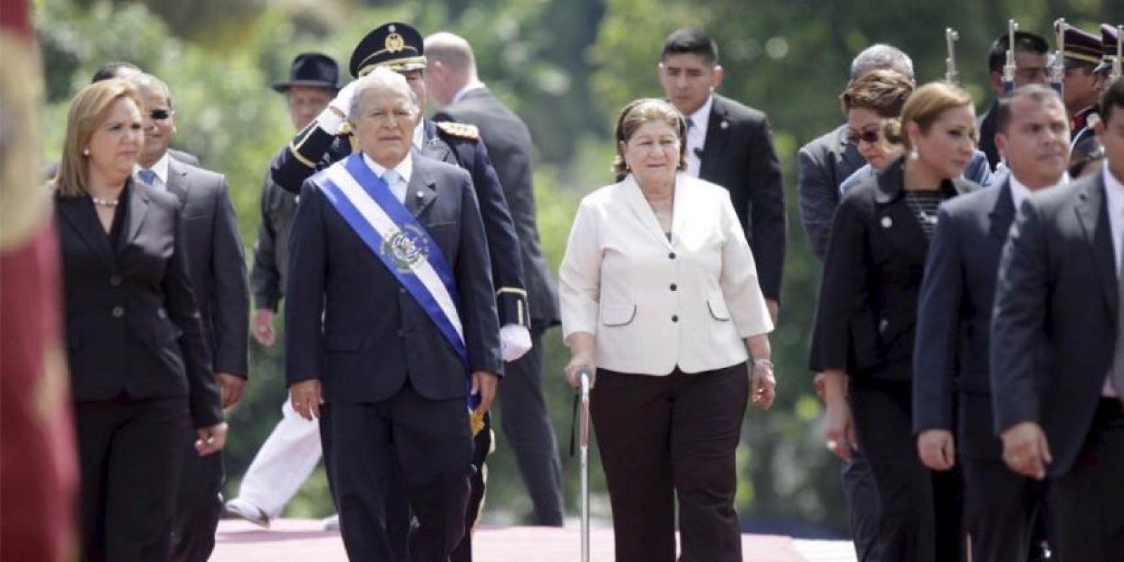 Foto:Vía facebook.com/salvadorpresidente
