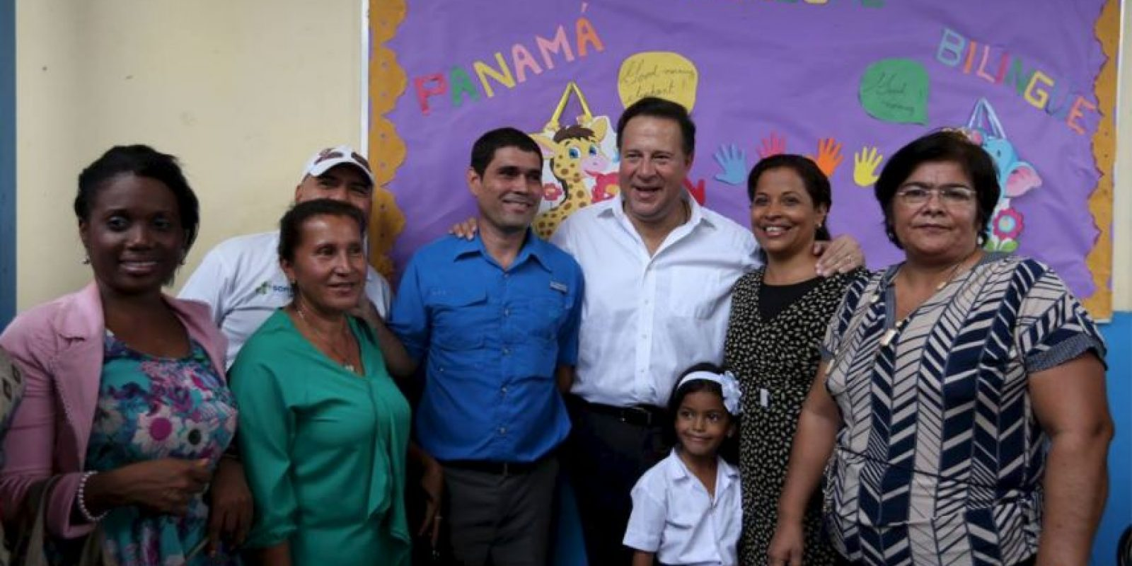 Foto:Vía facebook.com/PresidenciadePanama