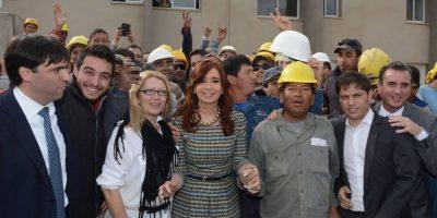 Foto:Vía facebook.com/CFKArgentina